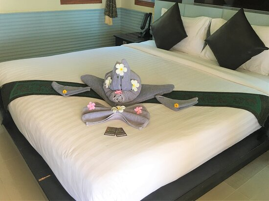 Bed Delluxe bungalow