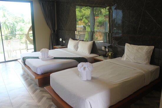 Bed Triple 3p.