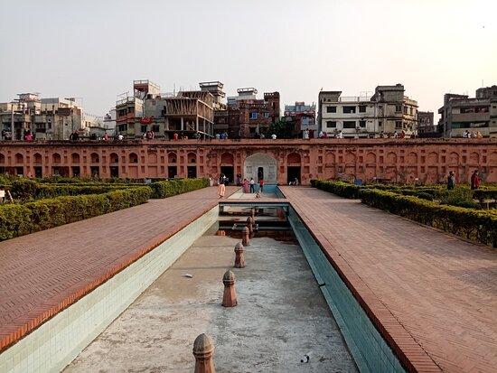 Beauty and history of Mughal Era.