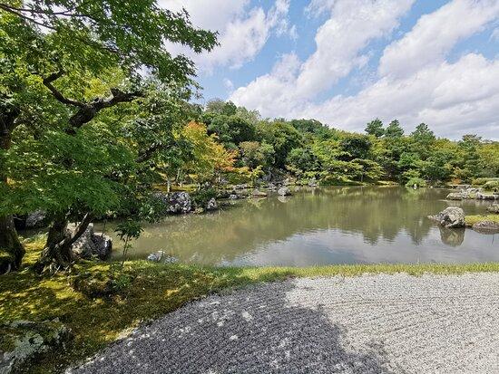 Tenryu-ji Temple Sogenchi Teien