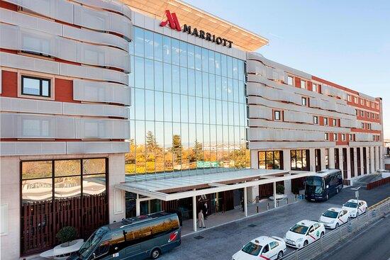 Madrid Marriott Auditorium Hotel & Conference Center, hoteles en Madrid