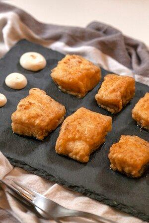 Déjate tentar por nuestras frituras de bacalao