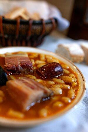 Una de las mejores fabadas de España. Finalista Nacional a la mejor Fabada Asturiana 2020