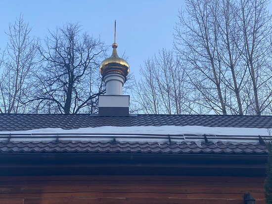 Temple of the Icon of the Mother of God Joy and Consolation on Kakhovka