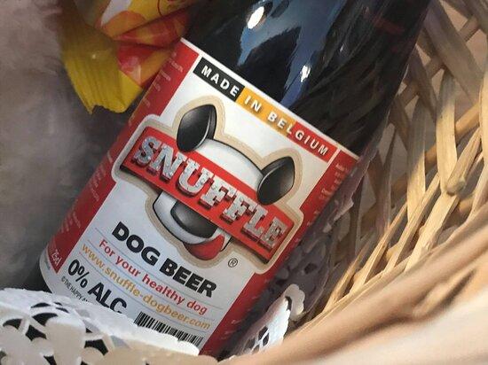Dog Beeer - yes, dog beer!