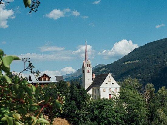 Nossadunna dalla Glisch / Wallfahrtskirche St. Maria Licht