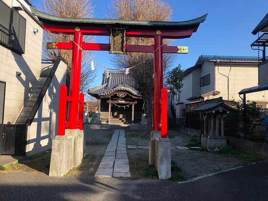 Hongyotokuhachiman Shrine