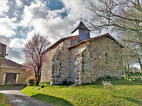 Chapelle Notre Dame De Laplaud