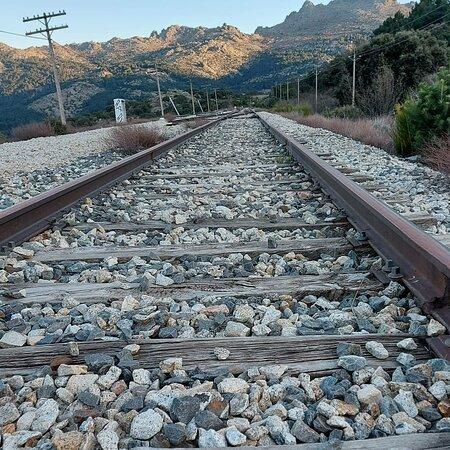 Antigua Estación Ferroviaria De Lozoyuela
