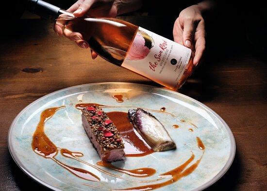 • New Opening • • Grampsas Winery & Restaurant by Chef Stavros Yfantidis .