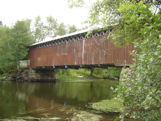 Pont couvert Narrows