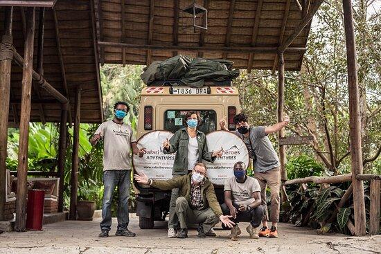 Safari Heroes Adventures