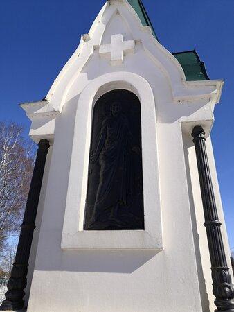 Боковые фасады часовни