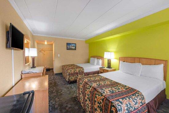 Rodeway Inn Oceanview, Hotels in Ventnor City