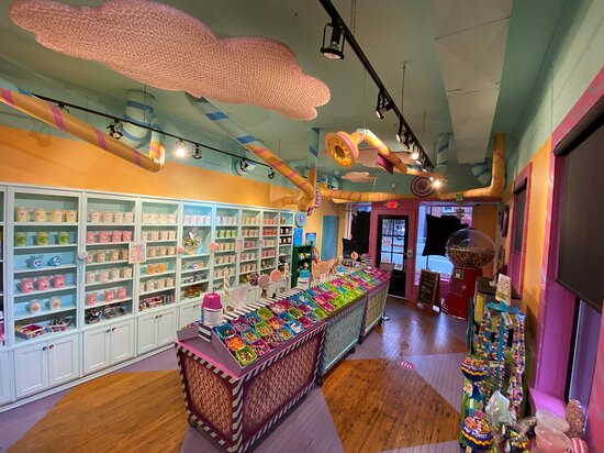 Cotton Candy Factory