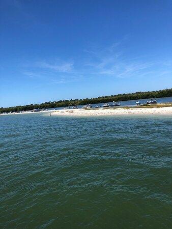 Shorelines are unbelievable!