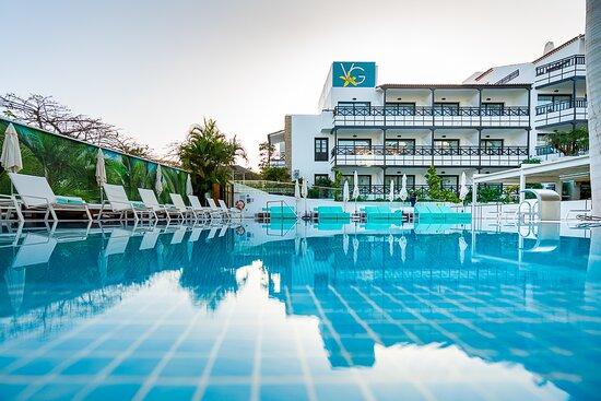 Vanilla Garden Hotel, hoteles en El Médano