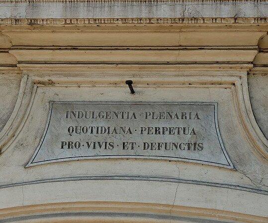 San Gregorio della Divina Pieta