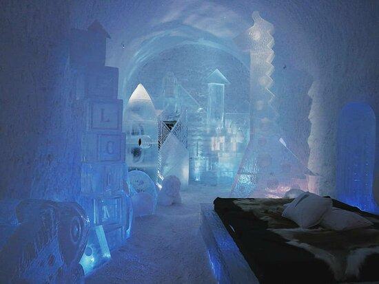 Icehotel Hotel Svezia Vasterbotten Jukkasjarvi Prezzi 2021 E Recensioni