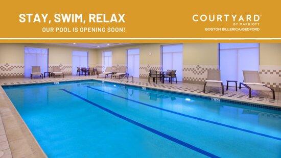Indoor Pool: imagen de Courtyard Boston Billerica/Bedford - Tripadvisor