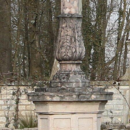 Croix De Chemin (croix De Carrefour) Dite La Croix Neuve