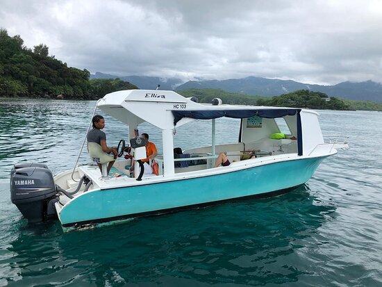 Ocean Bird Boat Charter