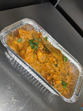 Chicken rasha