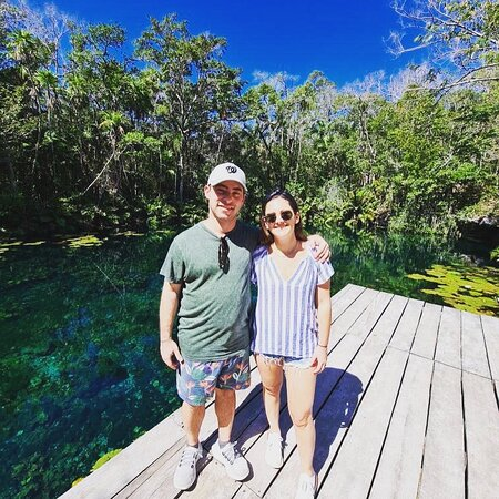 Mayan Jungle Expedition with private cenotes and mayan village Photo