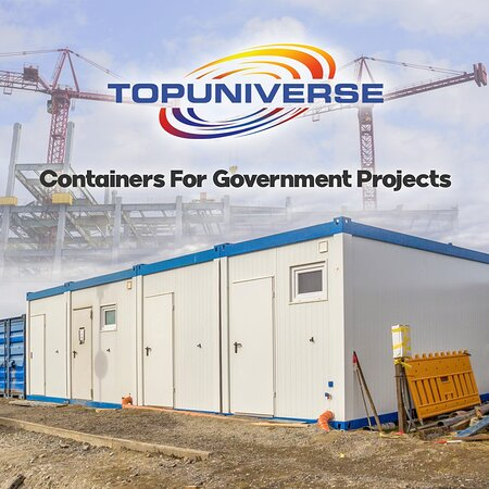 Philippines: Many government agencies work during a specific period or season. This means they don't need a permanent structure to carry out their day-to-day activities. So, to store inventory and other supplies, most use a storage container.  Governments are also about sensitive documents and these sturdy steel containers are an excellent choice for storing them.  Contact us today to know more!  https://www.youtube.com/watch?v=kea2fWrm_mQ