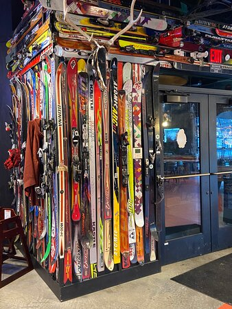 Finally A True Ski Bar