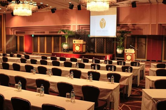 The Grand Rose Ballroom(842sqm)-Classroom Style