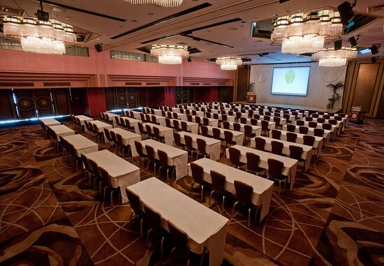 The Grand Rose Ballroom(842sqm)-Meeting Style