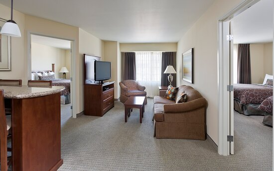Our suites offer all the space and amenities you need