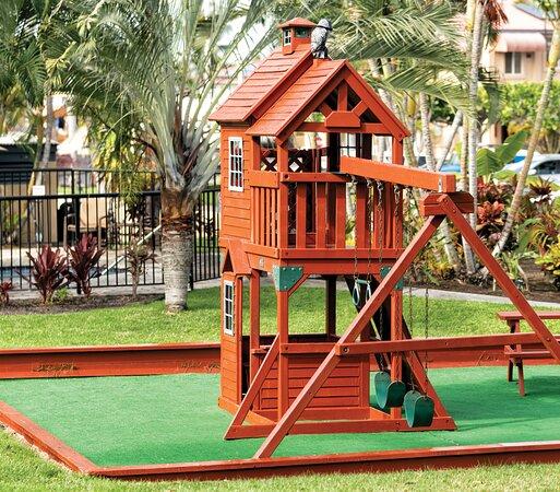 Play Area - Kauai Coast Resort at the Beachboy