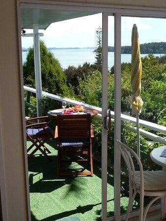 Balcony from Aimeo Huahine