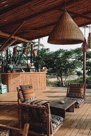 pavilion and bar