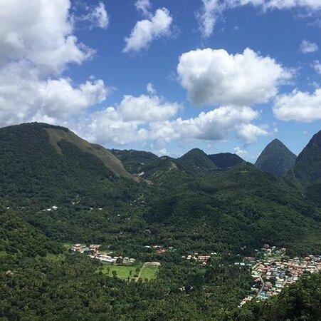 Soufriere Quarter, St. Lucia: A peace of paradise