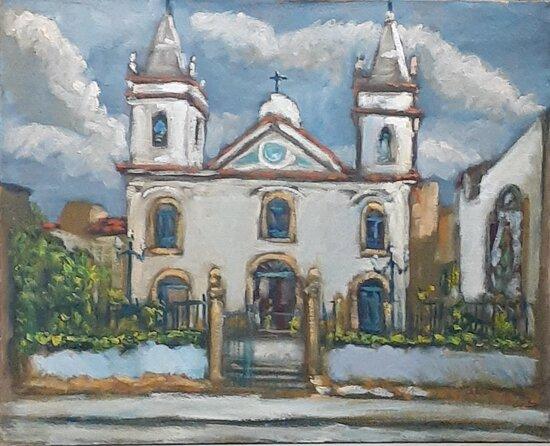 Igreja Nossa Senhora da Conceição - Gávea