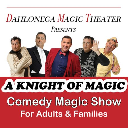 Dahlonega Magic Theater