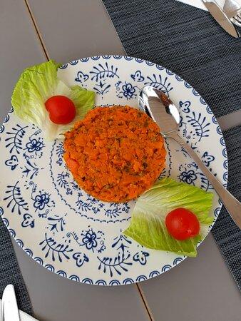 Auténtica comida marroquí con muy buen servicio
