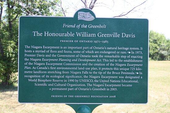The Hourabble William Grenville Davis