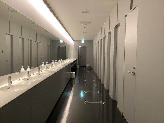 Washroom/Toilet