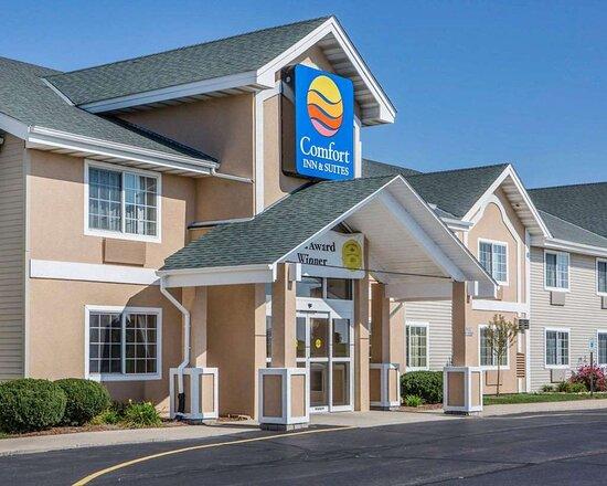 Comfort Inn Suites Jackson - West Bend