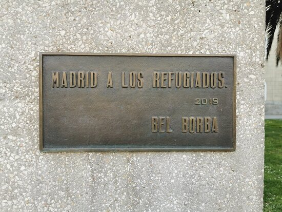 Monumento A Los Refugiados