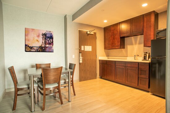 long term stay? Book the two-room suite! Home away from Home