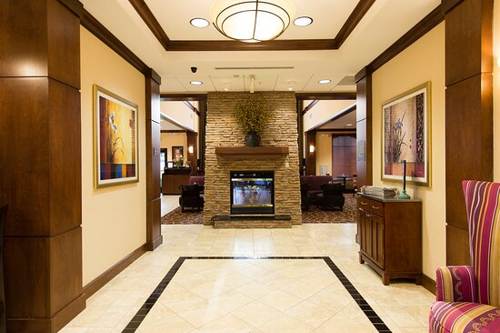 Feel welcomed in our well appointed lobby