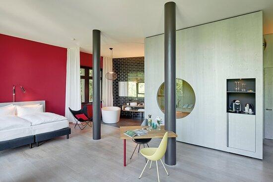 Spa Suite Clariden Sorell Hotel Rigiblick