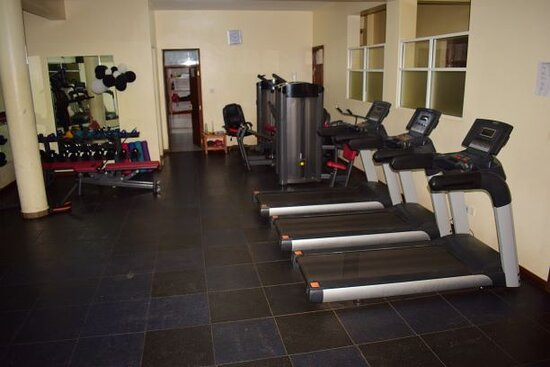 Meru Town, Kenia: gym facilities