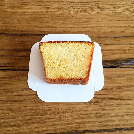 Le meilleur cake au citron de Boulogne Billancourt chez Max&Zoé