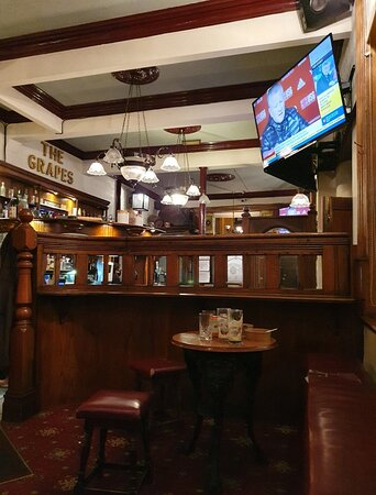 The Dispensary Pub.